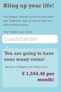 Magpie - CoachSander